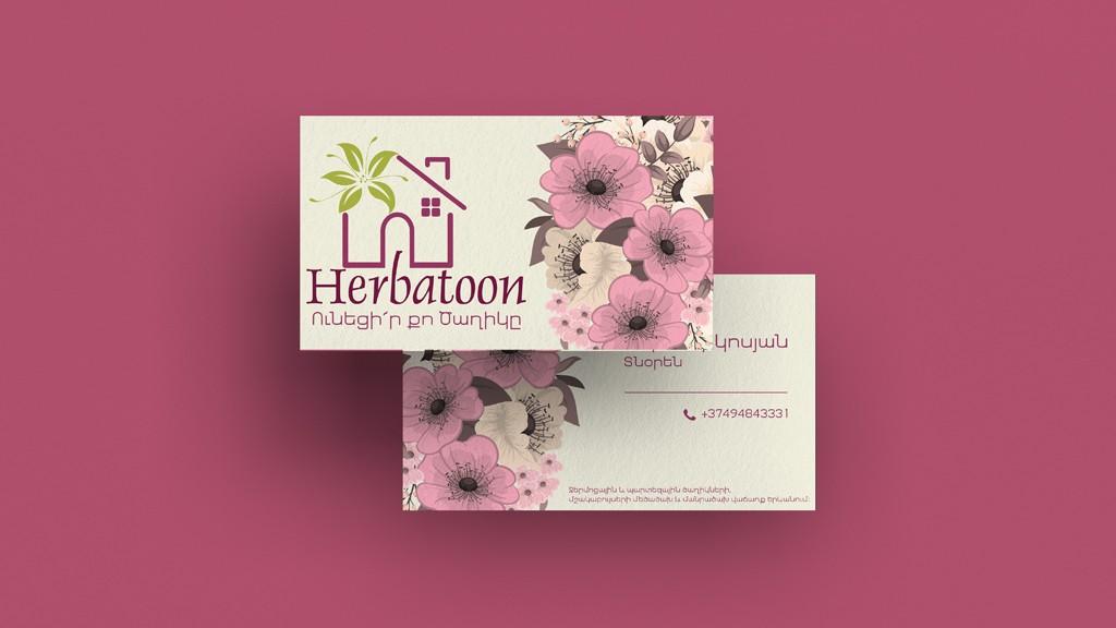 Business Card (Herbatoon)